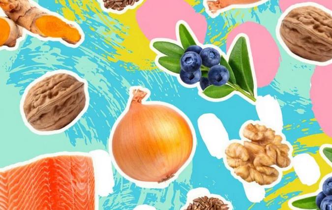 Названы топ-7 продуктов, стимулирующих работы мозга