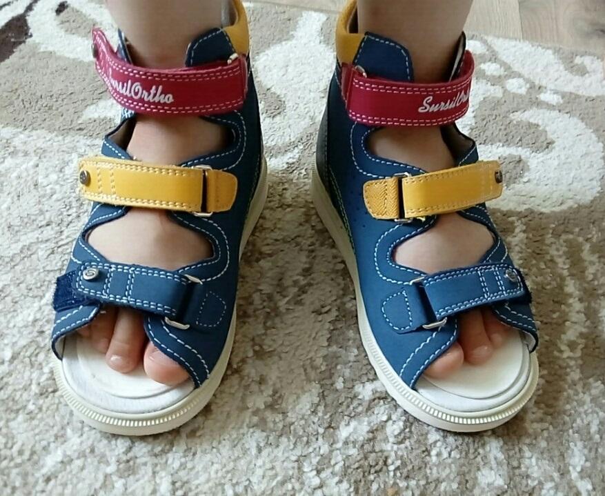 Качественная обувь для здоровья ребенка