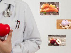 Медики рассказали, какая еда поможет избежать проблем с сердцем