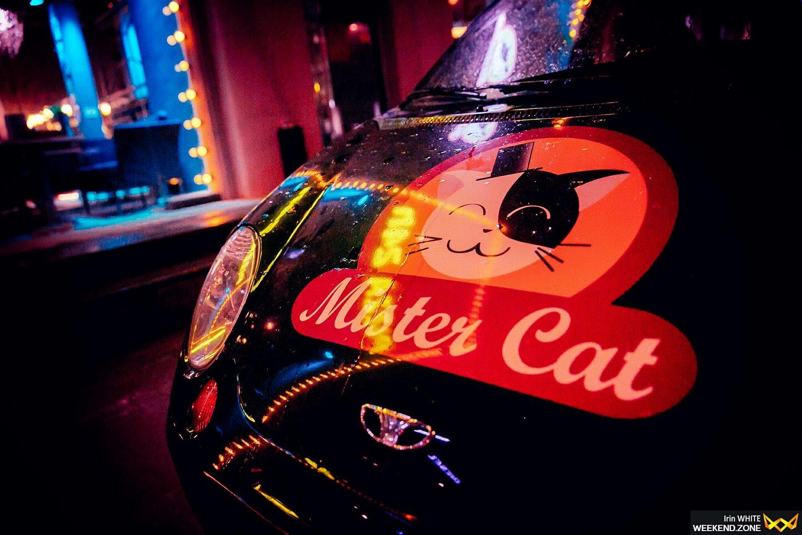 Изысканные блюда ресторана Mister Cat в Киеве