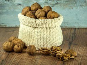 Грецкие орехи защищают от болезней сердца без увеличения веса