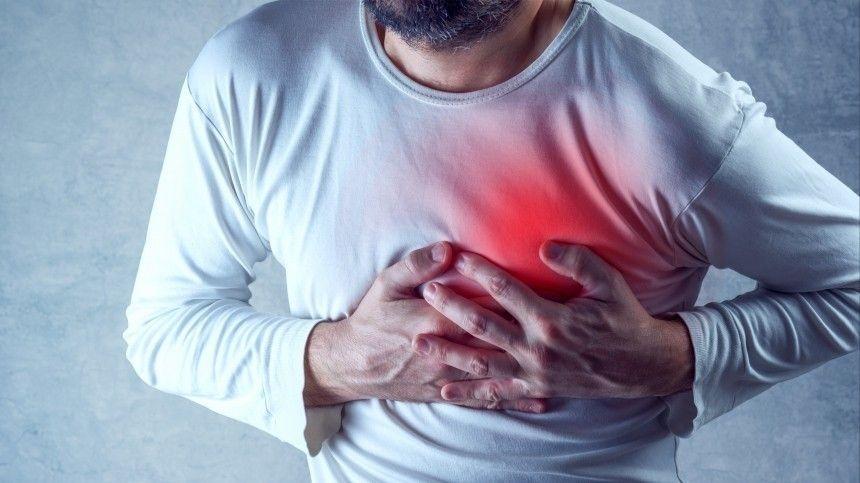 Названы симптомы, предвещающие сердечный приступ