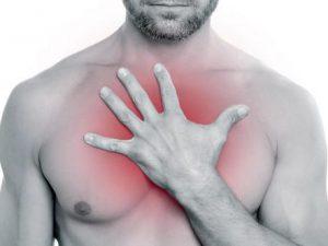 Стереотип о сердечной боли разрушен