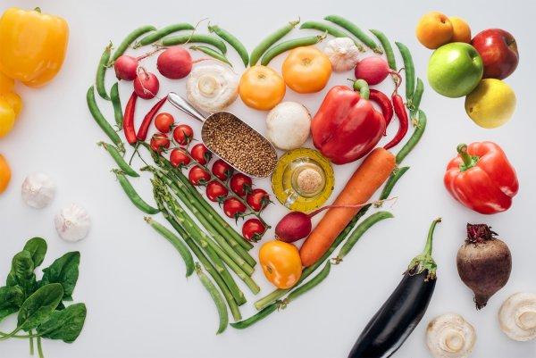 Лучший овощ для поддержания здоровья сердца и почек