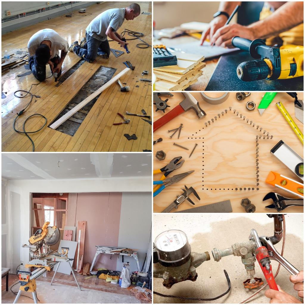 Заказываем ремонт квартир в АСК Триан