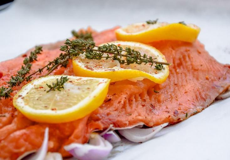 Пара порций рыбы в неделю помогает предотвращать сердечно-сосудистые заболевания
