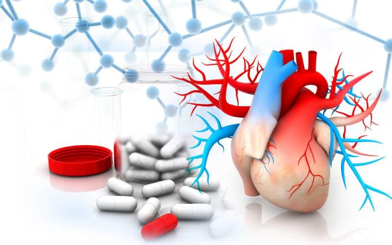 Роль витаминов в профилактике инфаркта