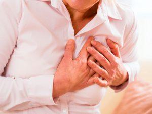 Кислый привкус во рту оказался предвестником сердечного приступа