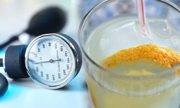 Какую воду необходимо пить для снижения давления