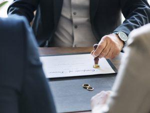 Брачный контракт — кратко и по существу