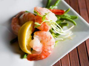 Креветки – незаменимое и полезное блюдо