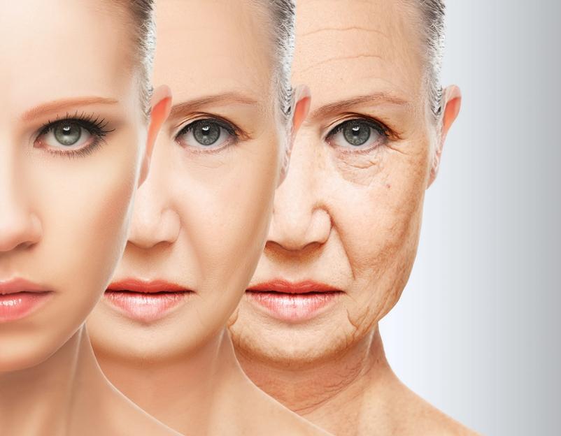 Как избежать старения кожи