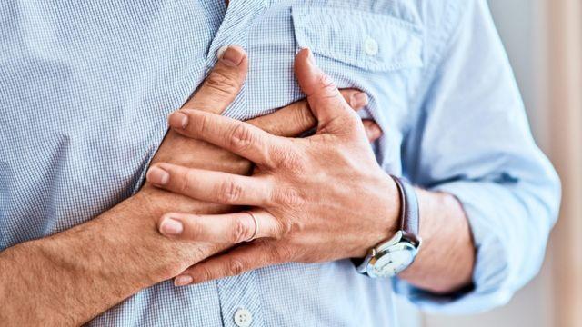 Инфаркт: изжога может быть признаком тихого сердечного приступа