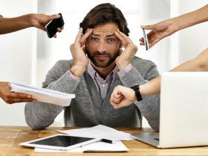 Нервы. Причины появления стресса