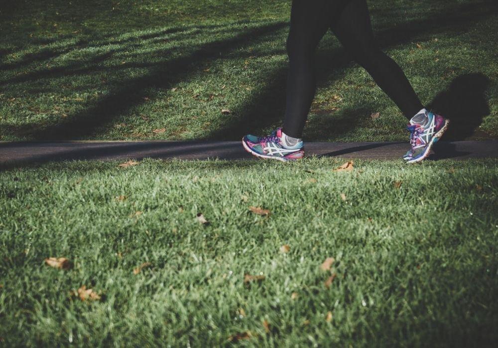 Для укрепления сердца требуется менее 10 000 шагов в день