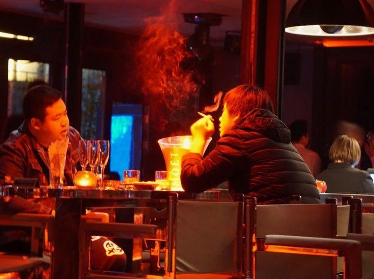 Алкоголь и сигареты делают артерии более жесткими