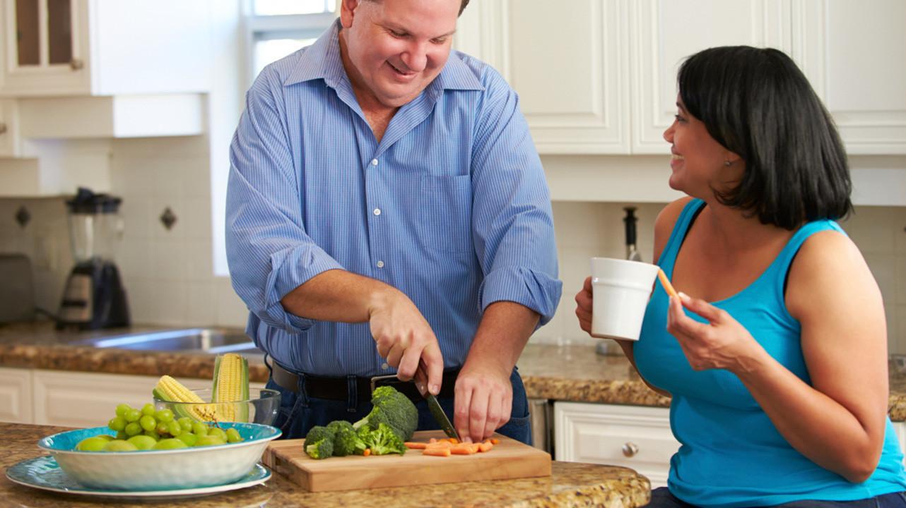 Супруги «делят» между собой риск сердечных болезней